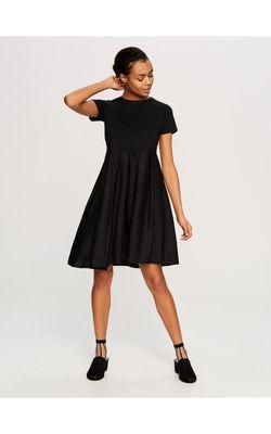 Платье RESERVED Чёрный tf353
