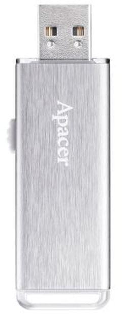 USB Flash Drive Apacer AH33A 32GB Silver (AP32GAH33AS-1)