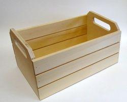 Ladita din lemn si placaj 15x20x30cm