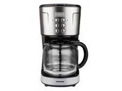 Кофеварка Heinner HCMD915BKS, Silver/Black