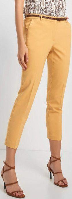 Pantaloni ORSAY Galben 356189 orsay
