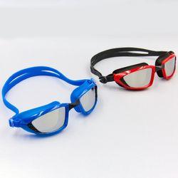 Очки-полумаска для плавания (поликарбонат, TPR, силикон) Speedo 1366M (898)