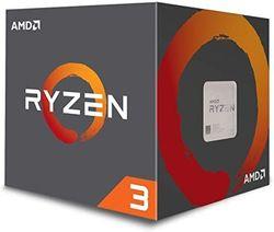CPU AMD Ryzen 3 3100, Tray