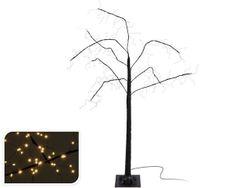 Дерево декоративное 120cm, 300LED, тепл.-бел.