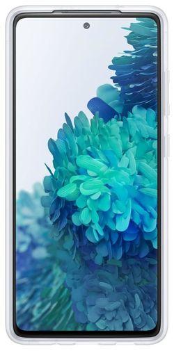 cumpără Husă pentru smartphone Samsung EF-JG780 Clear Standing Cover Transparent în Chișinău