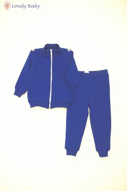 Costum sport S02 bluemarin
