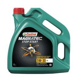 Моторное масло Castrol Magnatec Stop-Start A5 5W-30 4L