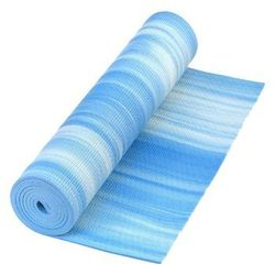 Коврик для йоги Bodhi Ganges BLUE-AQUA -6мм