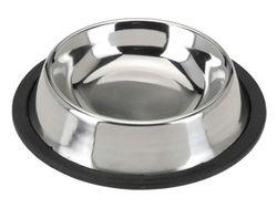 Миска для животных 180ml, D15cm, H3cm металл