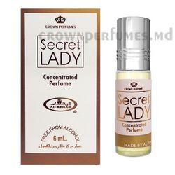 Масляные духи Secret lady | Секрет Леди