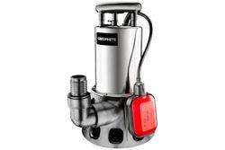 Pompa submersibila pentru apa murdara GRAPHITE 59G449