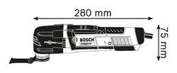 Unealta multifunctionala Bosch GOP 30-28 (0601237001)