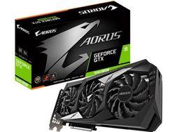 VGA Gigabyte GTX1660 SUPER 6GB GDDR6 Aorus