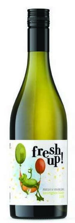 Fresh Up Muscat sparkling semidry