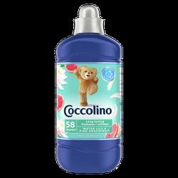 Кондиционер для белья Coccolino Water Lily&Pink Grapefruit, 1.45л