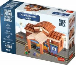Конструктор керамический Brick Trick