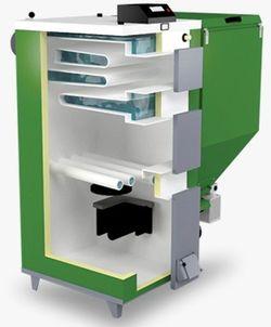 Твердотопливный котел Drew-Met Eco-Prim Kompact 23 kW 2.0 U