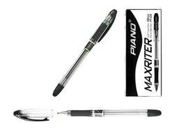 Ручка гелевая PT-335 soft ink, черная