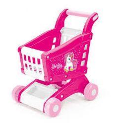 Моя тележка для супермаркета, розовая, код 42418