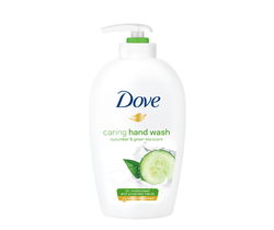 Săpun-cremă lichid Dove Fresh Touch, 250 ml