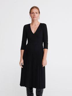 Платье RESERVED Чёрный xa871-99x