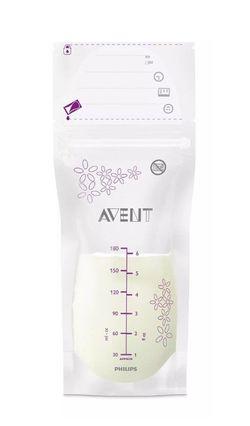 Пакеты для хранения грудного молока Avent SCF603/25