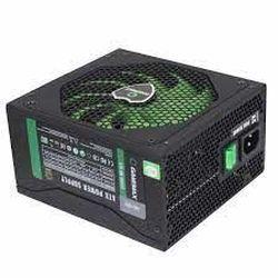 Блок питания ATX 600W GAMEMAX GM-600, 80+ Bronze, модульный кабель, активная коррекция коэффициента мощности, 140-мм бесшумный вентилятор, розничная торговля