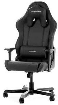 Игровое кресло DXRacer Tank GC-T29-N, черный / черный,
