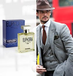 EUPHORIA COLLECTION #69/ The One for Men by Dolce & Gabbana