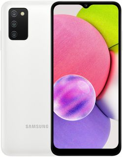 cumpără Smartphone Samsung A037/32 GalaxyA03s White în Chișinău
