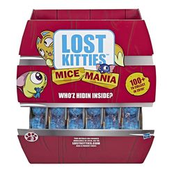 Игровой набор Lost Kitties Мышки, код 43875