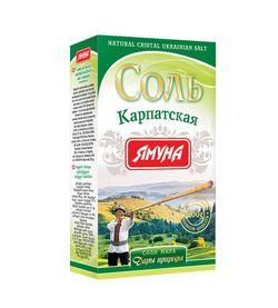 Карпатская соль, 200 г