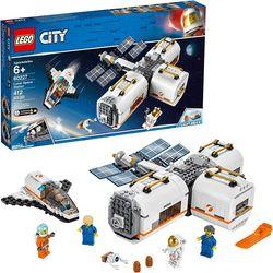 """LEGO City  """"Stația spațială lunară"""", art. 60227"""