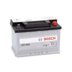 Aвтомобильный аккумулятор Bosch S3008 70 AЧ