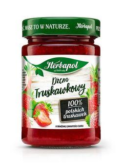 Джем Herbapol Strawberry, 280г