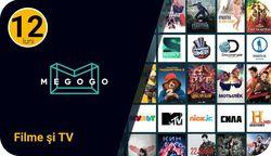 cumpără Abonament MEGOGO Кино и ТВ на 12 месяцев în Chișinău