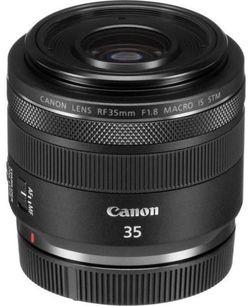 купить Объектив Canon RF 35 mm f/1.8 IS Macro STM (2973C005) в Кишинёве