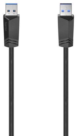 cumpără Cablu IT Hama 200624 USB A-A 3.0, 5 Gbit/s, 1.50 m în Chișinău
