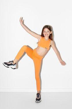 Pantaloni ZARA Oranj 0673/164/615