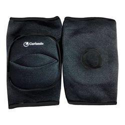 Наколенники для волейбола GSP-002 mar. S (negru, 50% poliester, 35% elast,15% EVA) Garlando (3461)