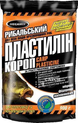 Пластилин Megamix CARP 0.5кг