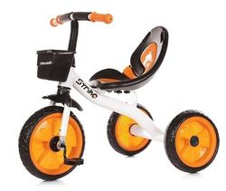 Bicicletă copii Chipolino Strike TRKSK0202OR Orange