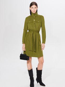 Платье MOHITO Зеленый yf784-91x
