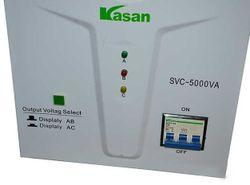 Стабилизатор напряжения Kasan SVC 5000 380V