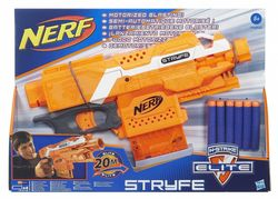 Бластер N-Strike Elite Stryfe, код 41741