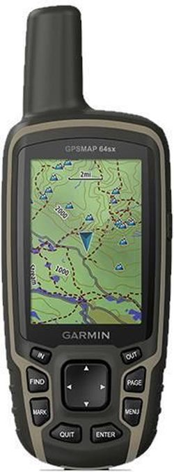 cumpără Navigator GPS Garmin GPSMAP 64sx în Chișinău