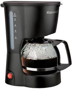 Электрокофеварка Maxwell MW-1657