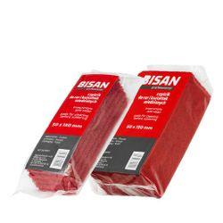 Губка для чистки медной трубы BISAN 5*15 (5 шт)