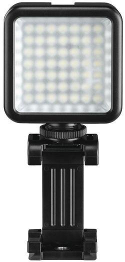 купить Фонарь Hama 4641 49 BD LED Lights for Smartphone, Photo and Video Cameras в Кишинёве