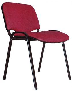 Офисное кресло Новый стиль ISO Black С29 Bordeau